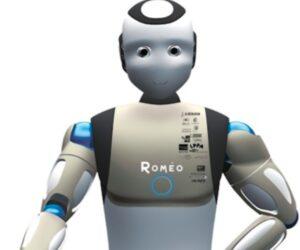 Le tout nouveau robot Romeo d'Aldebaran Robotics