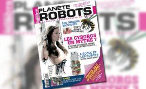 Couverture Planète Robots