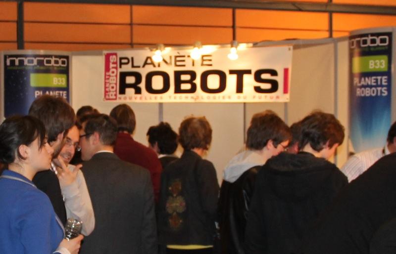 Planète Robots recrute !