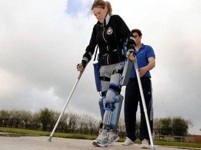 Un marathon parcouru avec des jambes robotiques