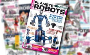 Planète Robots 16 - robots lecteurs