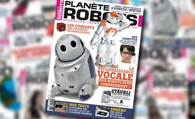 Planète Robots n°17 : Tout sur les lunettes de réalité augmentée