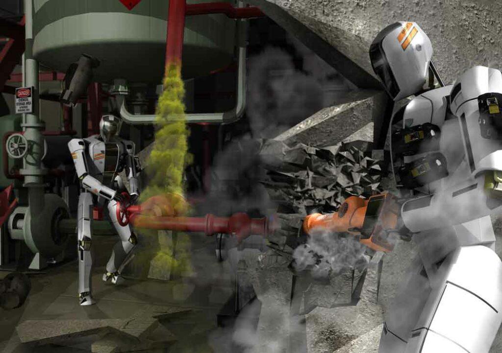 Coup d'envoi du DARPA Robotics Challenge