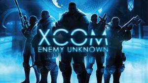 XCOM Affiche jeu