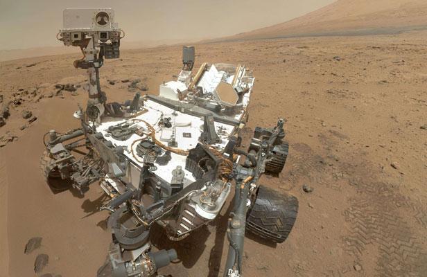 Une grande découverte grâce au robot Curiosity : de la vie sur Mars ?
