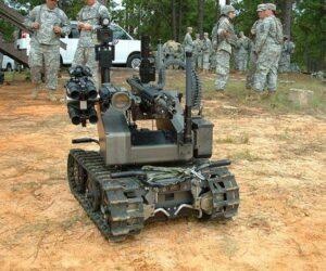 Débat Robotique militaire Planète Robots