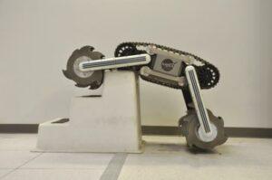 Robot mineur RASSOR - NASA - Lune