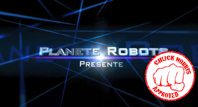 Innorobo-2013-Lyon-Video-Planète-Robot-Preview-Chuck-Norris-Approved