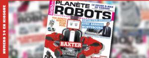 Magazine robotique Planète Robots, numéro 24 - robotique agricole