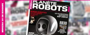 Magazine robotique Planète Robots, numéro 29 - ASIMO