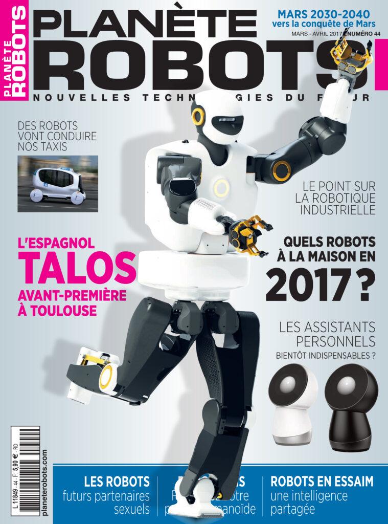 Planète Robots n° 44