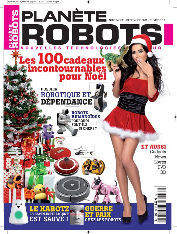 Planète Robots numéro 12