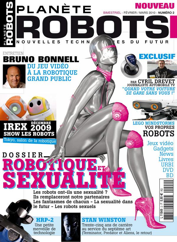 Planète Robots numéro 2