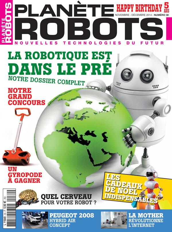 Planète Robots numéro 30