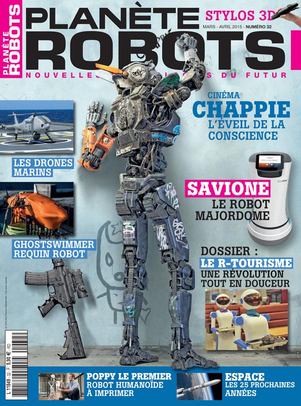 Planète Robots numéro 32