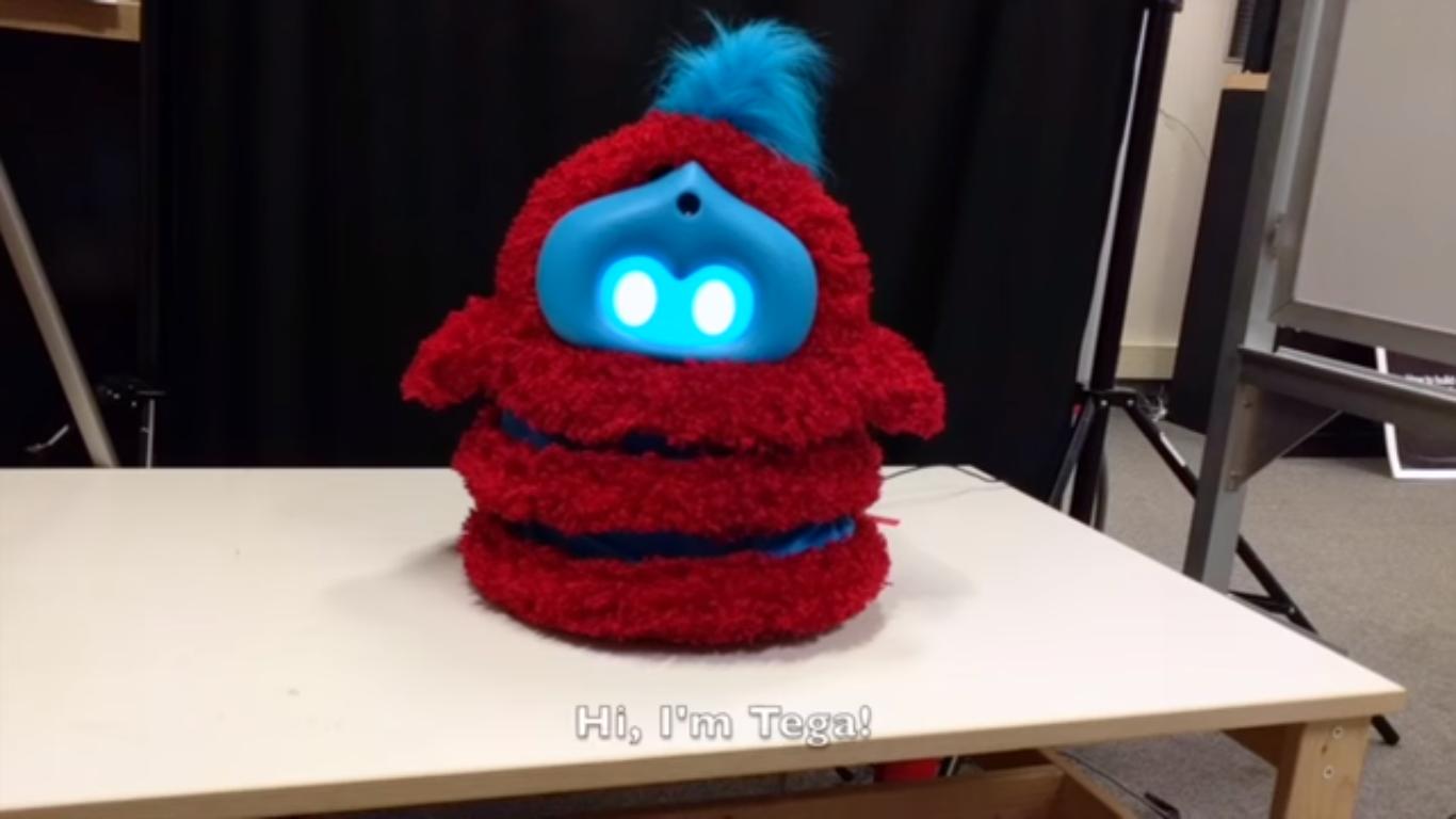 Un robot social pour apprendre une nouvelle langue