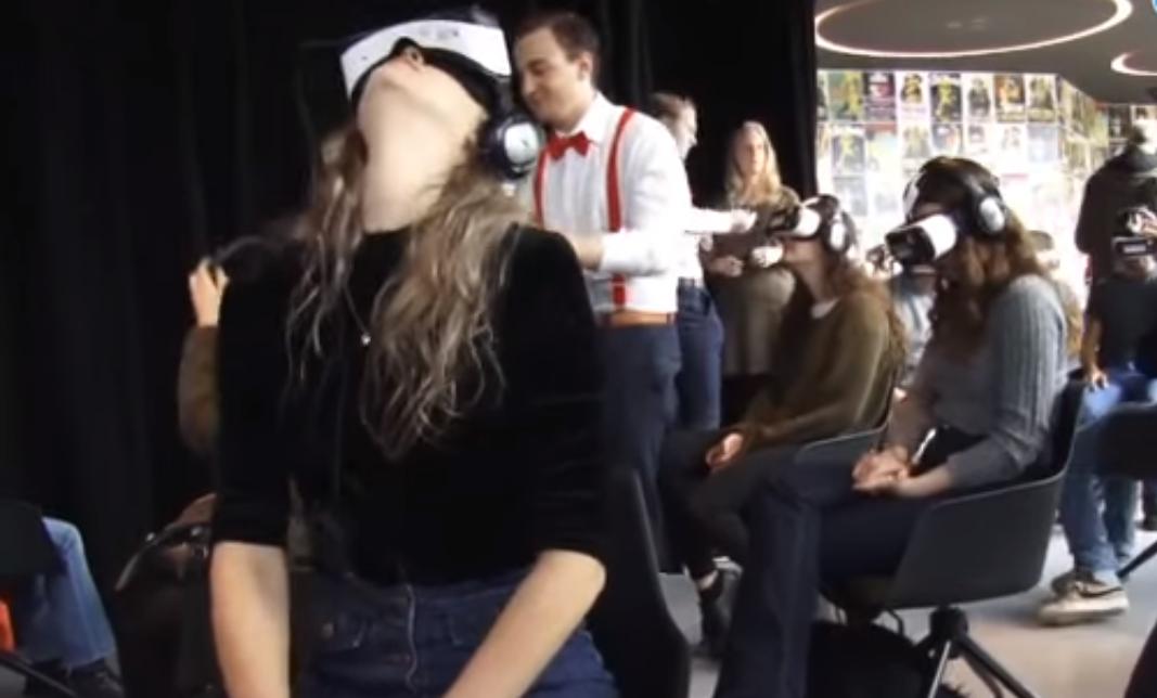 Etes-vous prêt pour un cinéma en réalité virtuelle ?