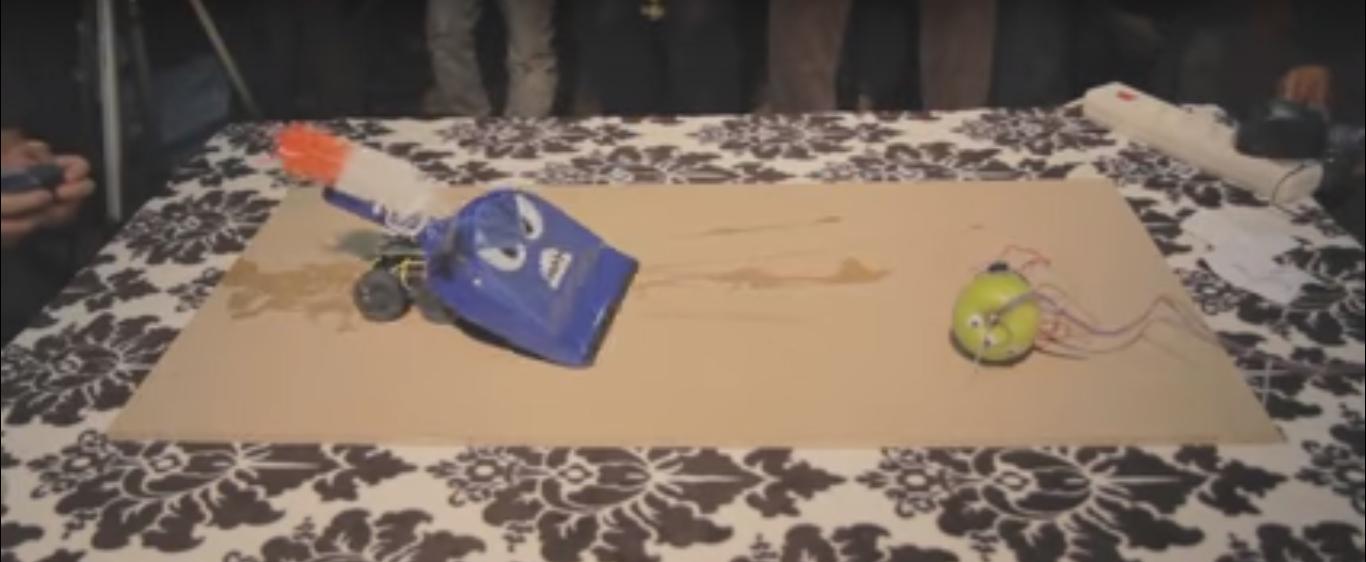 Hebocon, le concours de robots insolites !