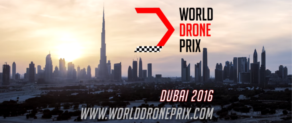 """Sortez vos drones, un """"World Drone Prix"""" arrive bientôt !"""