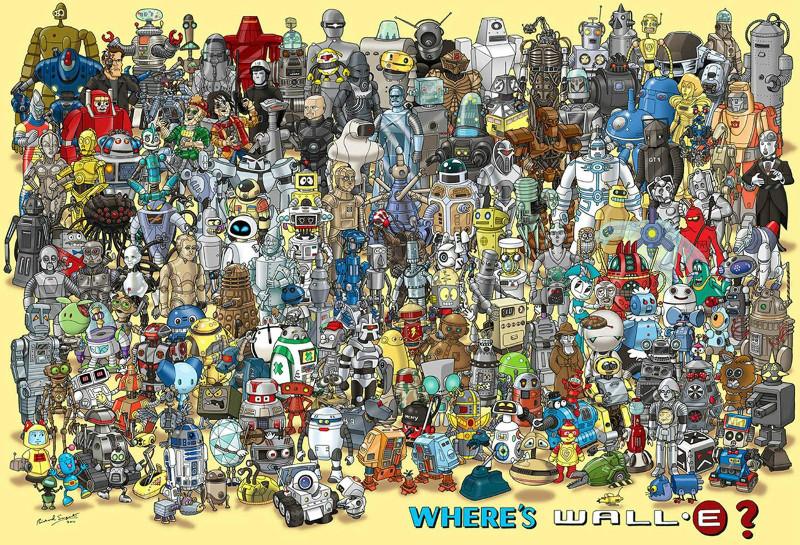 [Quizz] Etes-vous capable de reconnaître ces 10 robots de la SF