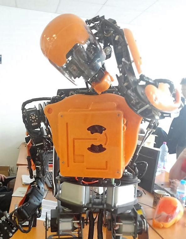 Participez à l'histoire de la robotique en choisissant un nom pour le nouveau robot de Cybedroïd