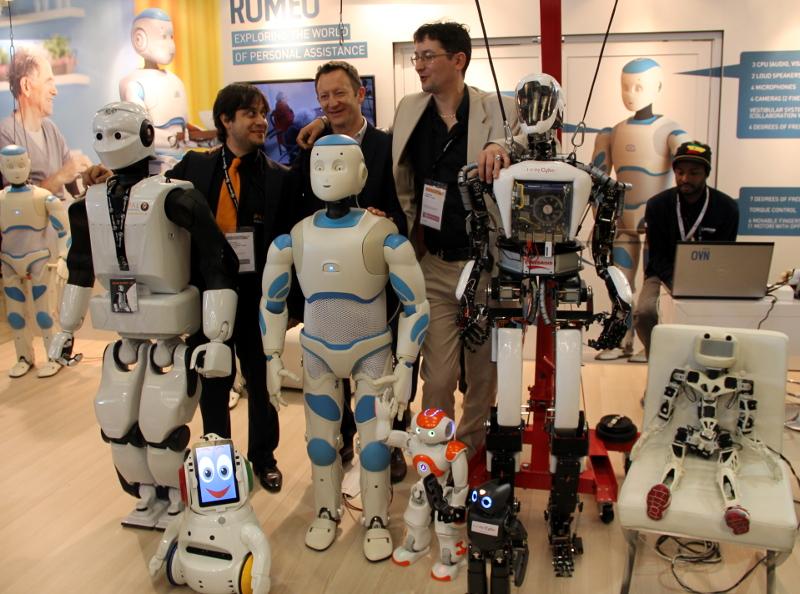 [Test] A quel robot ressemblez-vous ?