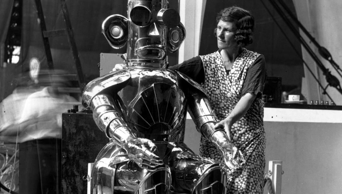 Petit historique de la robotique (Partie 1/3)