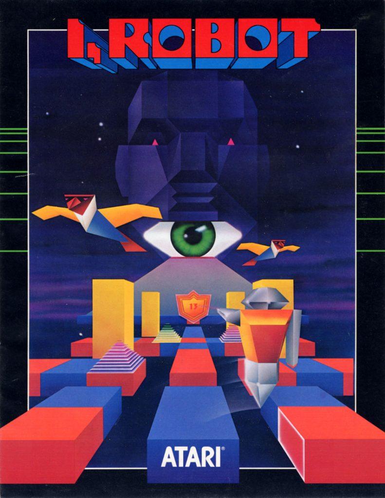 Les robots dans les jeux vidéos, de Robotron à Portal… (Partie 1/3)