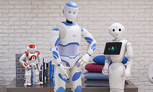 SoftBank devient un monstre dans l'industrie robotique