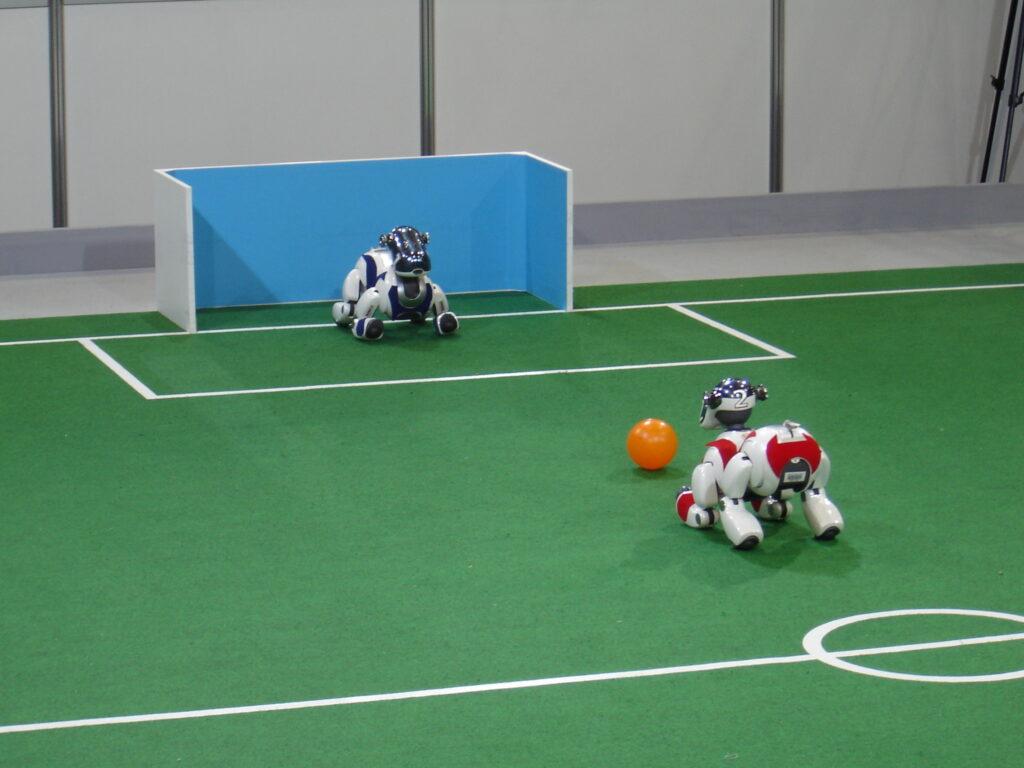 [Sondage] Préférez-vous regarder un match de foot joué par des robots ou des humains ?