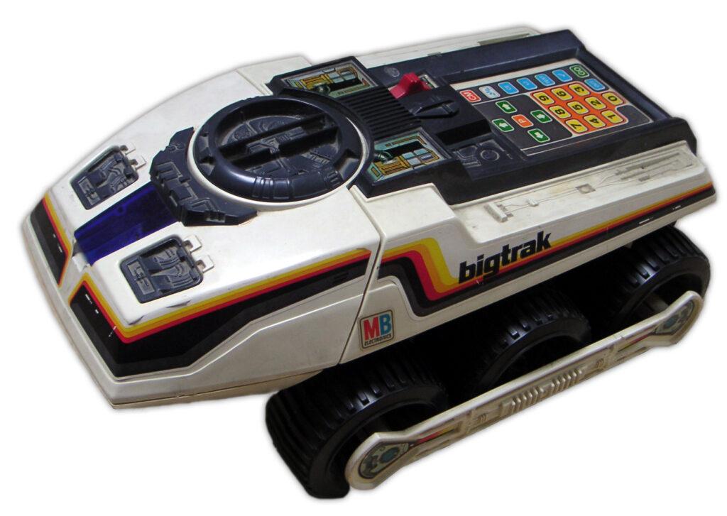 [Vintage] Big Trak (1979) : un robot programmable de 31 ans prêt à reconquérir le monde !