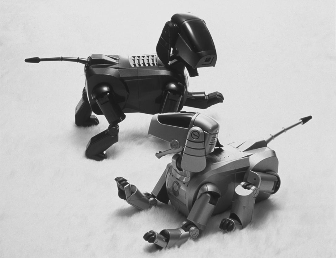 [Vintage] Retour sur la saga d'AIBO, le robot chien (Partie 2/3)