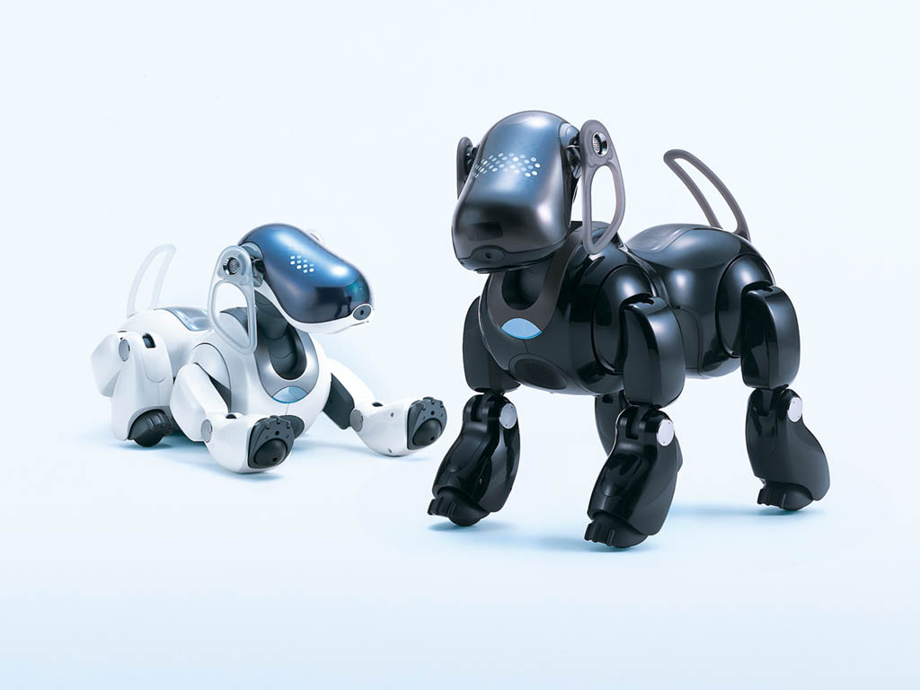 [Vintage] Retour sur la saga d'AIBO, le robot chien (Partie 3/3)