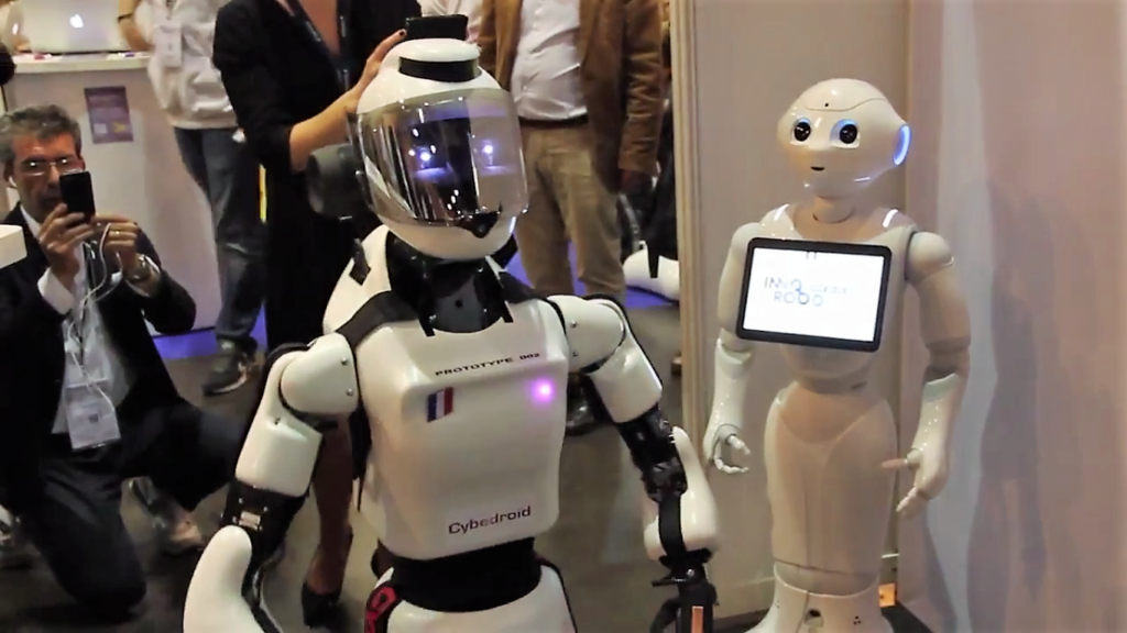[Innorobo] Leenby part à la rencontre de Pepper