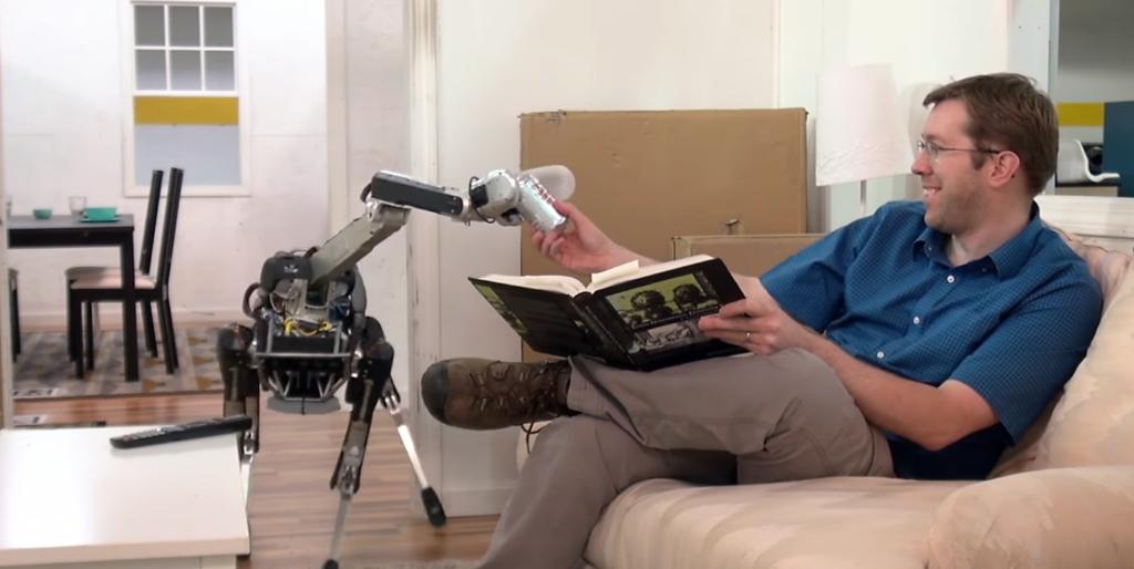SpotMini - Planete Robots