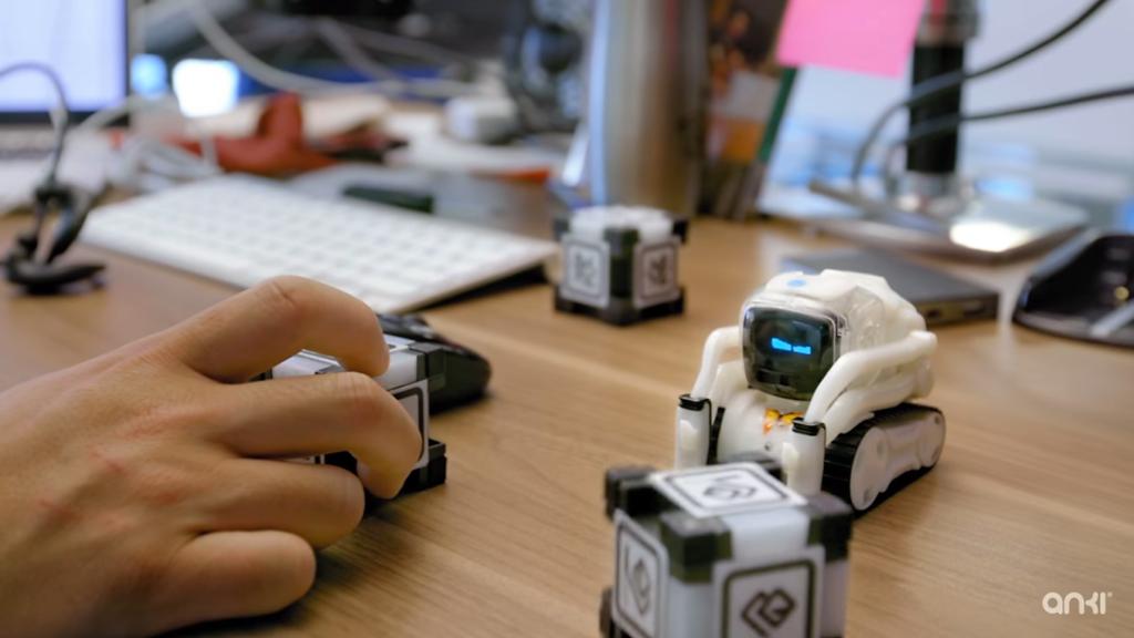 Cozmo - Planete Robots