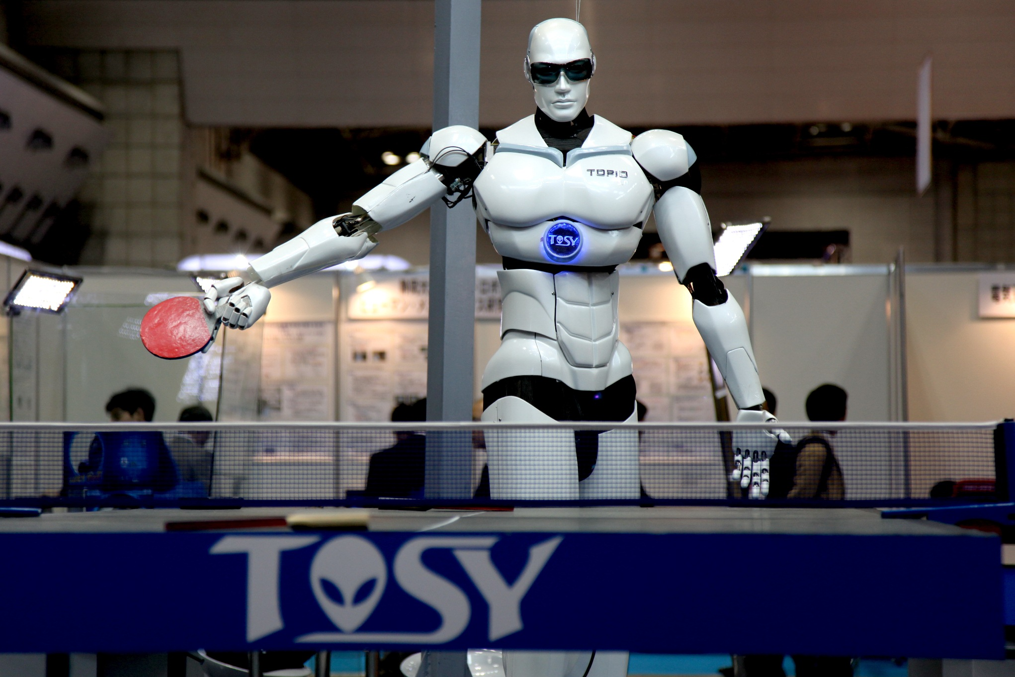 [Sondage] Robot humanoïde, fiction ou réalité ?