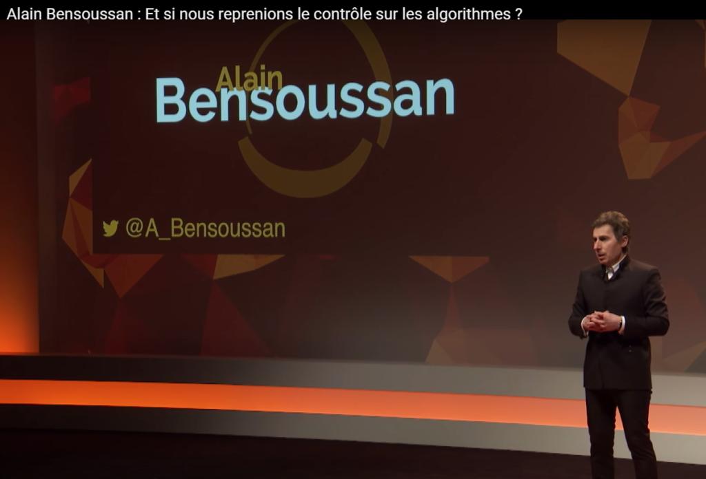 Alain Bensoussan : Et si nous reprenions le contrôle sur les algorithmes ?