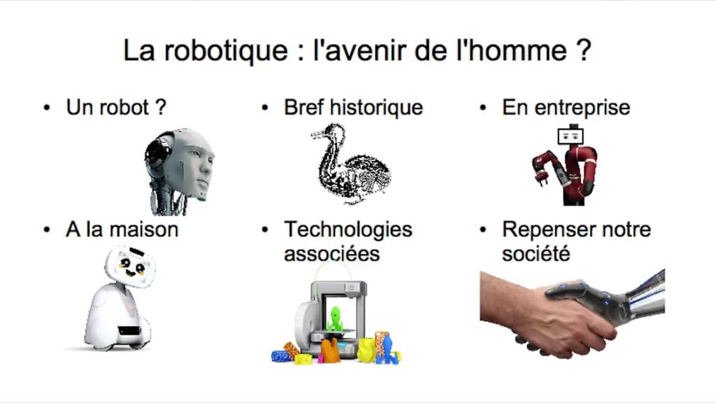 Conférence F. Boisdron - Planète Robots