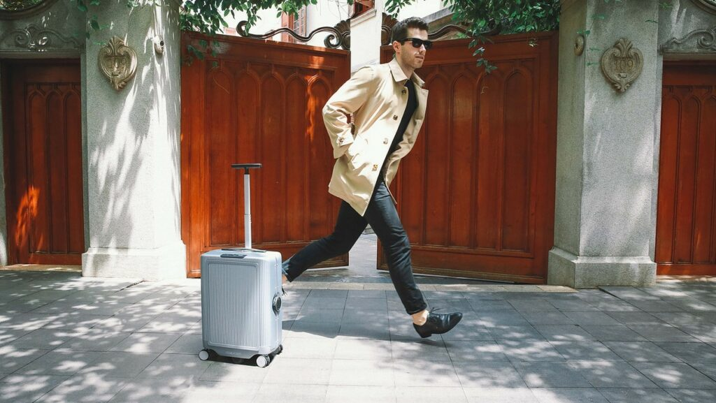 Cowarobot R1, la valise autonome