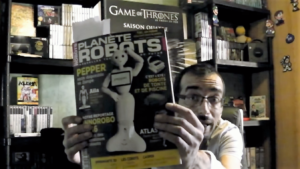 Nostalgeek - Planete Robots