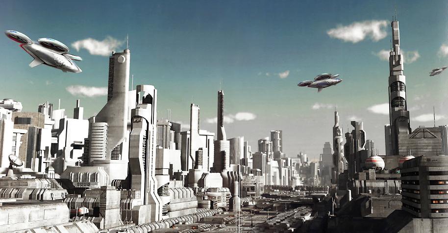 CityAribus - Planete Robots