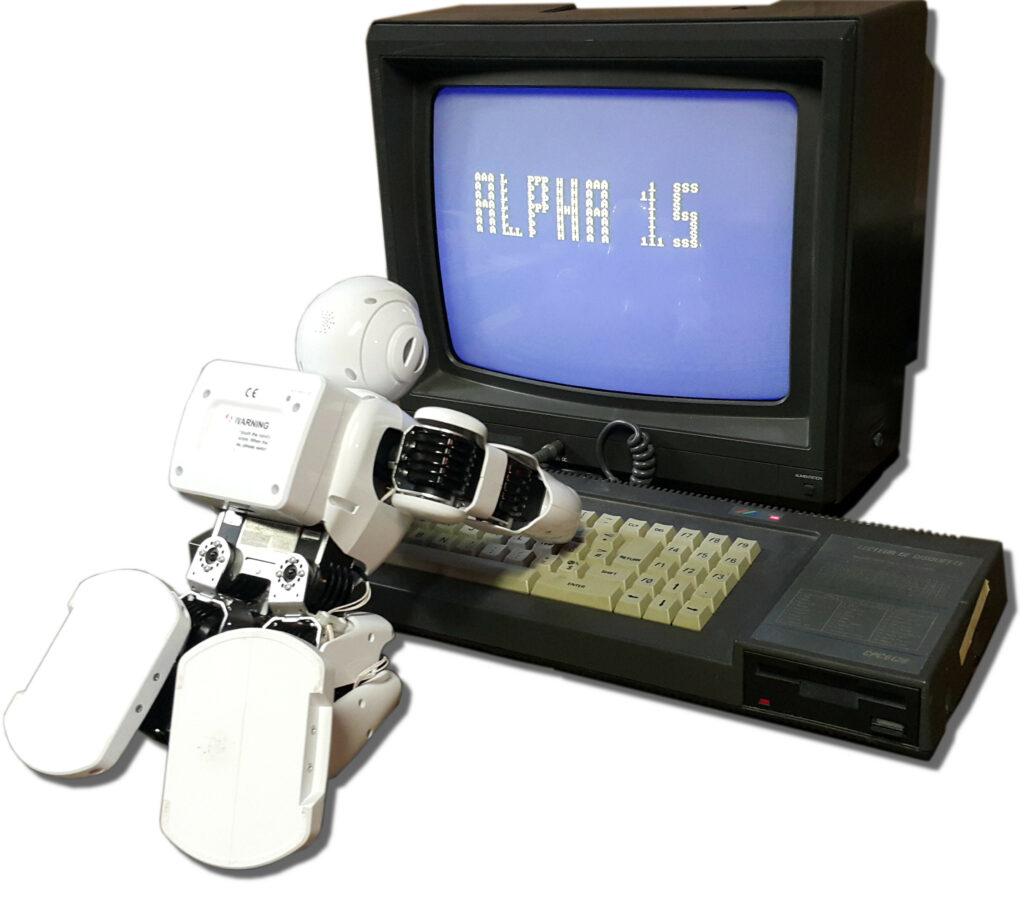 Robotique et informatique, une histoire parallèle