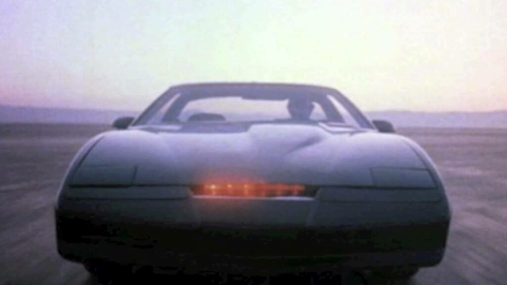 Kitt - Knight Riders - K2000