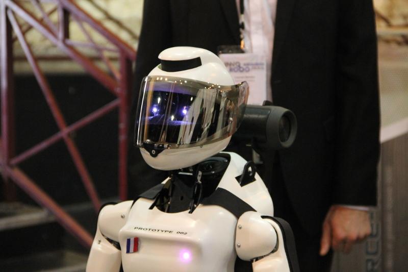 La robotique recrute dans la Marne