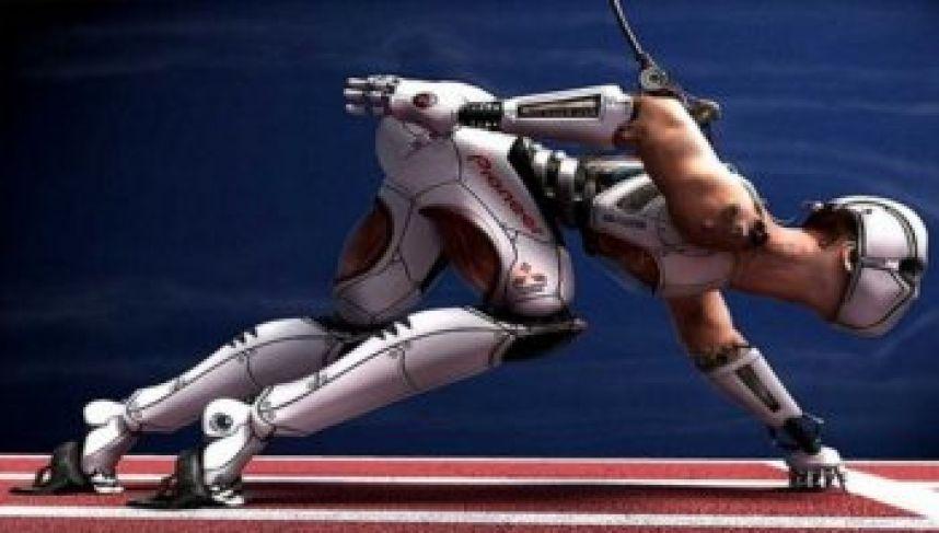 Les robots ont aussi leurs Jeux Olympiques