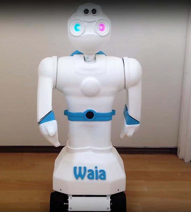 Waia - Planete Robots