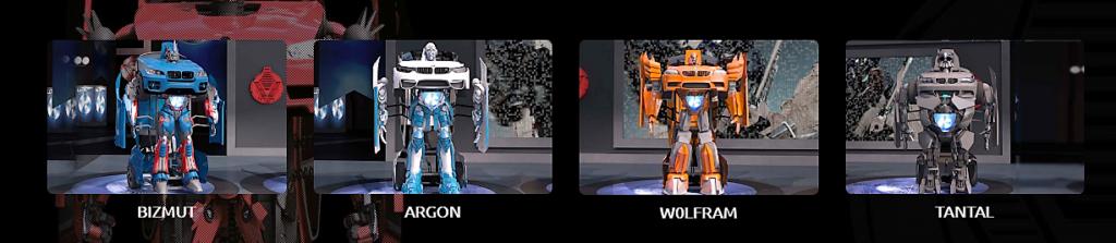Letvision - Planete Robots