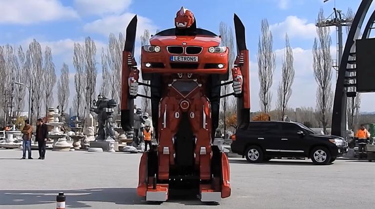 Letrons - Planete Robots
