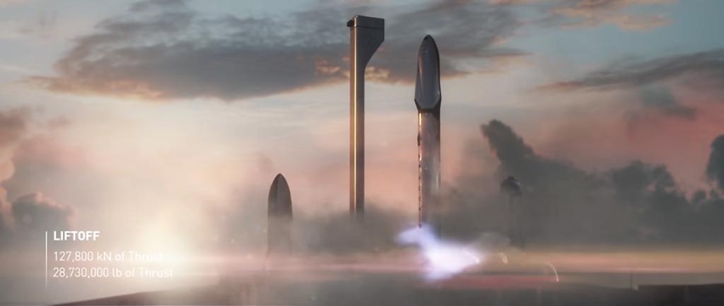 SpaceX colonisation de Mars - Planete Robots